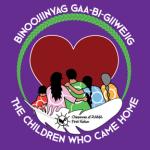 Binoojiinyag gaa-bi-giiwejig-Children who came home